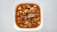 돼지고기 감자짜글이 찌개 끓이기!