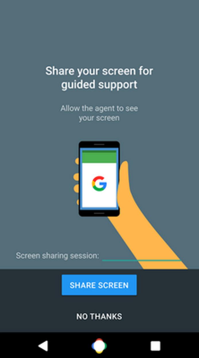 Google Support : 안드로이드 새로운 기능