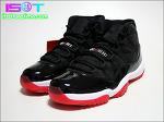 "Air Jordan 11 Retro ""B.Red"" 2012 - IST Review | 에어 조던 11 리트로 ""검/빨"" 2012 - 잇츠슈즈타임 리뷰"
