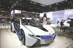 BMW 비전 컨셉트카 풀사이즈 현장사진들