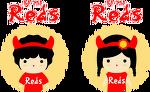 월드컵 커플 붉은악마 캐릭터 AI