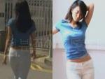 신민아 몸매…외국인도 압도하는 올킬 몸매 직찍 사진