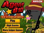 Agent B10 게임하기 - 플래시게임: 스나이퍼 게임(저격게임 다운로드)