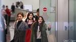 161201 IOI 아이오아이 홍콩공항 도착 Hong Kong Airport 직캠 Fancam