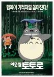 이웃집 토토로, 미야자키 하야오, 쇼와 시대를 다룬 일본 영화 중 최고로 평가 받다.