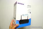 넷기어(NETGEAR) R6220 유무선공유기 개봉기 및 속도측정 결과.
