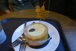 스타벅스 5주년 기념 케이크 - 바움쿠헨 치즈케이크