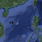 """""""중국, 필리핀 수빅만 근처 해역에서 미 해군 수중 드론 탈취"""""""