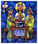성찬례가 교회를 만듭니다( 연중21주일/ 요한 6:56-69)