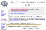 [R프로그래밍] R과 RStudio의 설치와 패키지 업데이트 하기