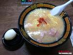 [도쿄 맛집/하라주쿠 맛집] 이치란 라멘 - 일본 전국 면 요리 랭킹 1위 라멘 맛집