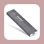 M.2 (NGFF) 외장하드 SSD KingDian (킹다이안) 240GB 후기