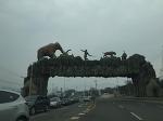 한탄강 카라반 여행 - 목적은 드라이에이징 스테이크