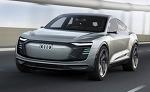 아우디 / 멋진 디자인의 전기차 'e-트론 스포츠백 컨셉트' 2019년 양산!?