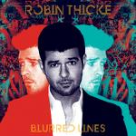 데뷔 10년 만에 차트를 정복한 로빈 시크(Robin Thicke)의 'Blurred Lines'