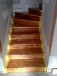 [집짓기] 계단 마감, 욕실 방수 처리