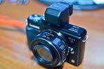 파나소닉 DMC GX1 필수 악세사리, DMW-LVF2 라이브 뷰파인더, NG1153 미니 카메라 가방