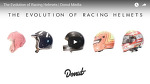 [MOVIE] The Evolution of Racing Helmets