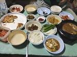 용문역 맛집 솔이네 된장찌개 와 녹두빈대떡 지평막걸리 Doenjang-jjigae