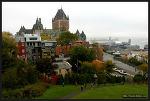 [캐나다 로드트립 - 5] 도깨비 촬영지, 퀘벡시티