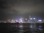 홍콩의 야경, ICC 조명쇼, 관람차(Hong Kong Observation Wheel)