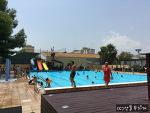 여름에 물놀이만 하지 않는 스페인 공공 야외수영장