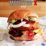 버거킹 신메뉴 몬스터 X ♪ 버거킹 종로점
