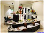 하노이 홀리데이 에메랄드 호텔 (Holiday Emerald) 조식 & S'Patisserie 레스토랑