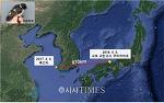 검은딱새 이동경로 첫 확인…흑산도에서 일본으로 이동