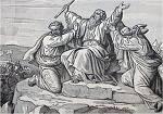 아말렉교회 훌 교회 (출애굽기 17장 9-18절)