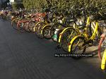 공유 자전거도 훔치는 일부 중국 사람들