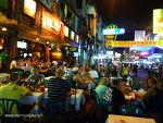방콕의 노점상 철거 계획 - 차이나타운과 카오산 로드는 놔둔다지만
