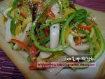 간단하고 너무 맛있는 한여름별미, 여름잡채~
