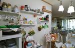 [일상 / 우리집 작은 카페] 우리집  주방 한켠, 작은 카페가 되다 # 커피, 나무그늘 2018
