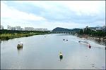( 대구 동촌 ) 초당순두부,해맞이 다리,그리고 대구십경  琴湖泛舟(금호범주, 금호강의 뱃놀이)