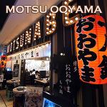 혼자서도 문제없는 하카타 모츠나베   오오야마 카운터 킷테하카타점