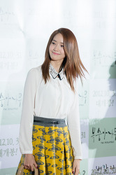 2012 10 24 복숭아나무 시사회 레드카펫 소녀시대 수영, 윤아 직찍