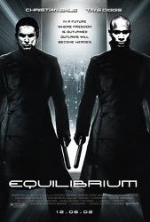 Equilibrium(이퀼리브리엄), 2002
