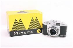 Minolta 'A' + Auto up