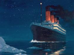 타이타닉 미스테리와 극적 생존의 여인 바이올렛 제솝