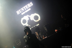 2011. 10. 28. Fri. HUNTERS : 2nd Anniversary + Halloween @ Club Answer