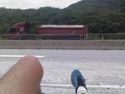YGK 국토대장정] 스무살의 뜨거운 여름.. 국토대장정 (동해 - 파주 임진각 520km 6탄)