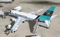 B737-700 winglet (iFly)
