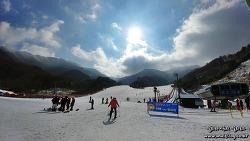 LG V20 광각 카메라로 담은 덕유산 설천봉의 눈꽃세상