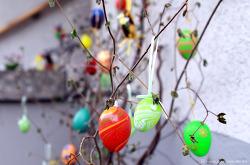 숨은달걀찾기! 부활절의 스위스