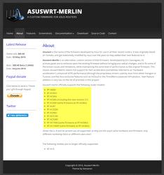 아수스 라우터(ASUS 공유기)에 멀린(Merlin) 펌웨어 올리는 방법 (AC56, AC66, AC68)