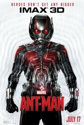 アントマン(Ant-Man)高画質 ポスター (2) 5P