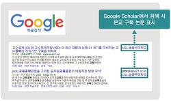 학술플랫폼으로서의 Google과 Naver 활용하기