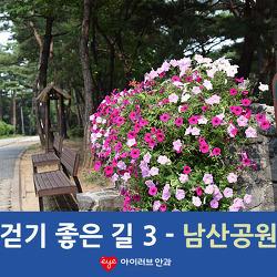 서울 나들이 추천, 걷기 좋은 길 3 - 남산 공원 일대 -