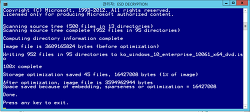 Windows 10 Insider Preview: [38] 빌드 10122에서 Install.esd 파일은 어디 있죠?
